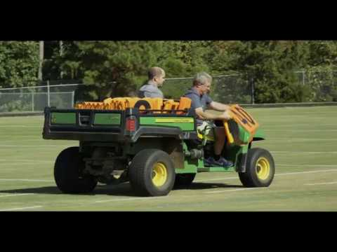 East Chapel Hill High School and John Deere Mobile Service and Support
