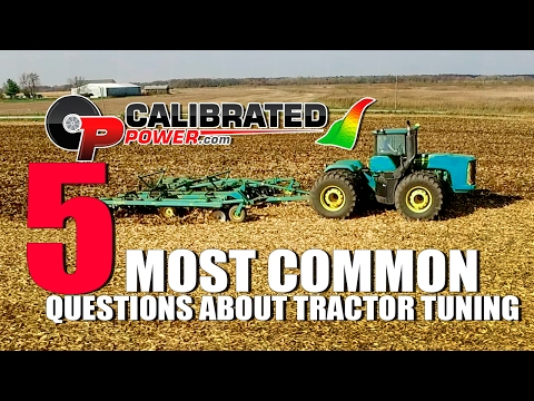 5 Most Common Questions about Tractor Tuning