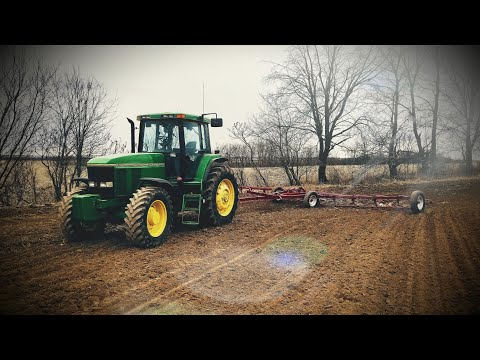 Cab Talk John Deere 7600 Blog