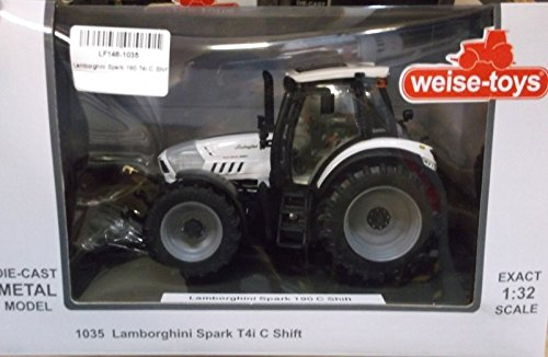 Weise-Toys Weise-Toys1035 Lamborghini Spark 190 T4i C Shift 2014 – 2015 Tractor Juguete Modelo